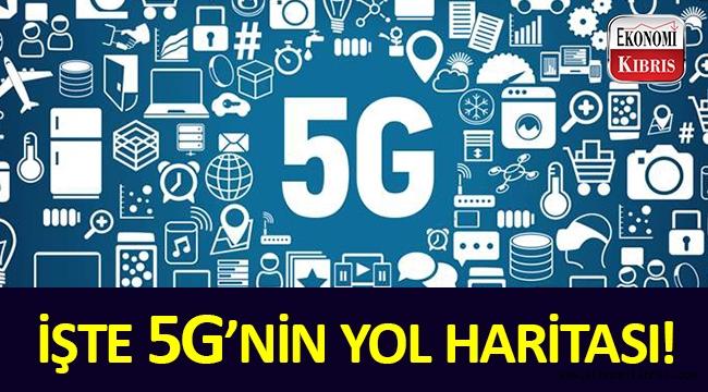 İşte , 5G'nin yol haritası: