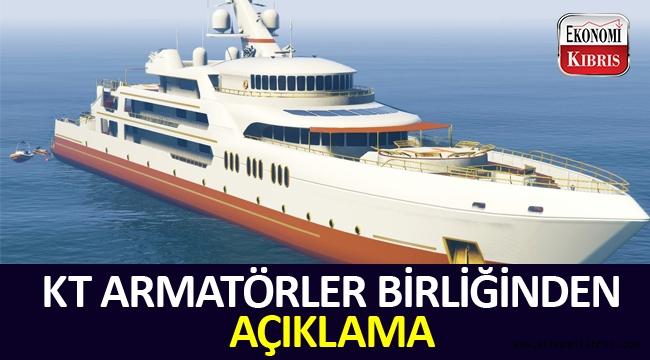 Kıbrıs Türk Armatörler Birliğinden Açıklama!