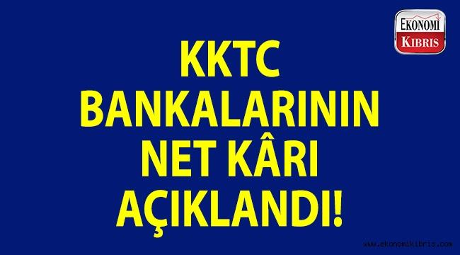 KKTC'deki bankaların kârı %70.54 arttı...