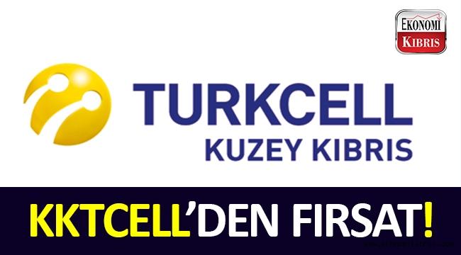 Kuzey Kıbrıs Turkcell'den yeni fırsat!..