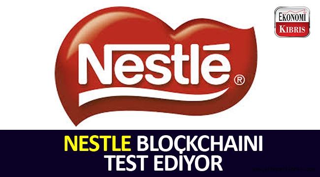 Nestle Blocckchain teknolojisinden faydalanacak.