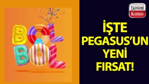 Pegasus Hava Yollarından yeni fırsat!..