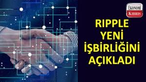 Ripple'dan ortaklık açıklaması...