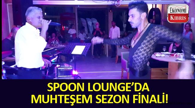 Spoon Lounge'da Muhteşem Sezon Finali...