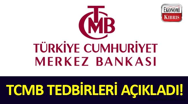 TCMB açıklama yaptı.