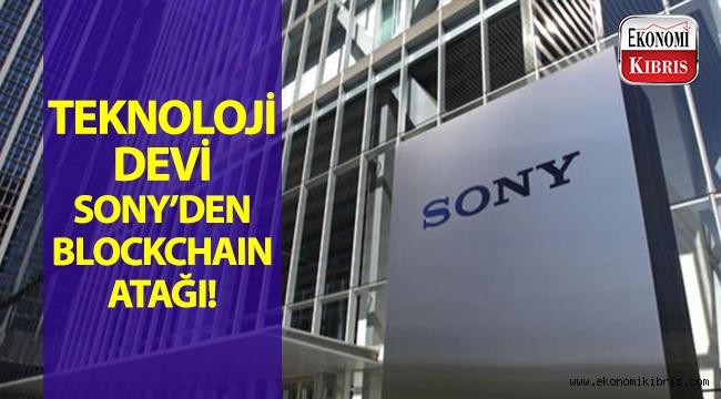 Teknoloji devi Sony'den Blockchain atağı!..