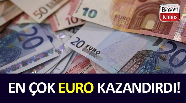 Temmuz'da en çok euro kazandırdı!
