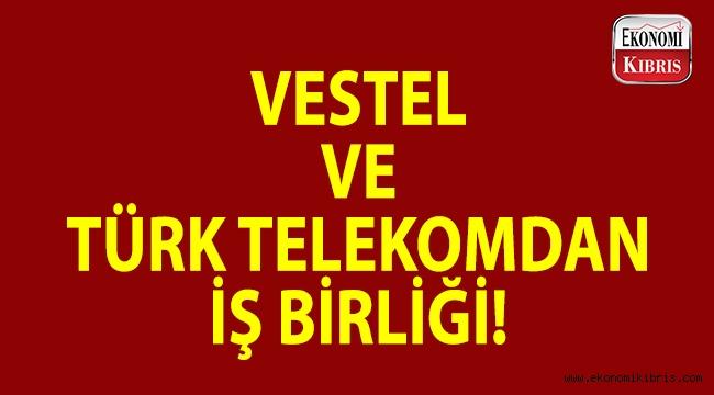Türk Telekom ve Vestelden iş birliği: Vestelcell!..