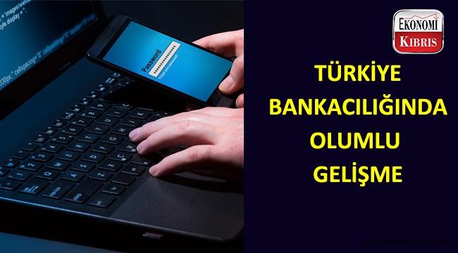 Türkiye banklarının kredi hacmi arttı.