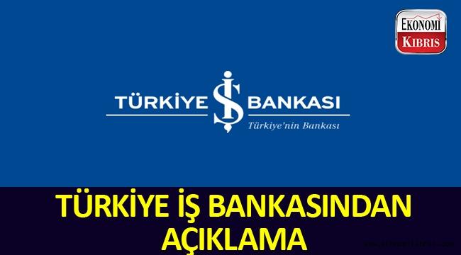 Türkiye İş Bankası genel müdürü dövizdeki yükselişi yorumladı.