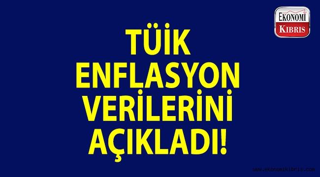 Türkiye İstatistik Kurumu (TÜİK), temmuz ayı enflasyon verilerini açıkladı!..