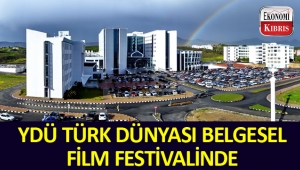 Yakın Doğu Üniversitesi Türk Dünyası Belgesel Film Festivali'nde...