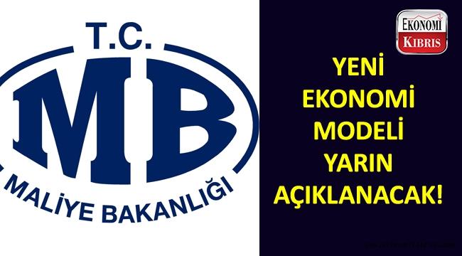 Yarın Türkiye'de yeni ekonomi modeli açıklanacak.