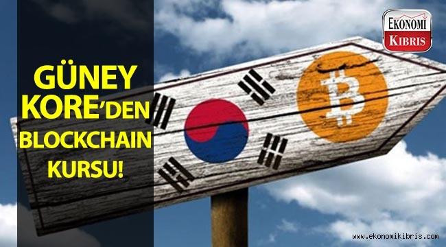 Artık, Güney Kore'de Blockchain kursu verilecek!..