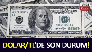 Dolar/TL'de düşüş!..