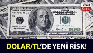 Dolar/TL güne nasıl başladı? Dolar/TL için yeni risk nedir?