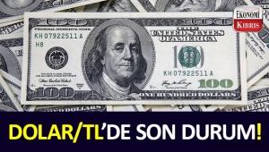 Dolar/TL güne yükselişle başladı!..