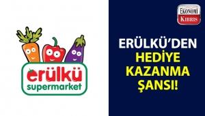 Erülkü Süpermarket: ''Kırtasiye alışverişinizi bizden yapın, sürpriz hediye kazanın!''