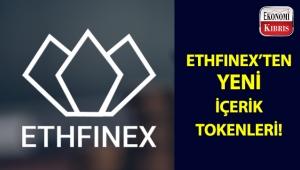 Ethfinex'ten yeni içerik tokenleri!..