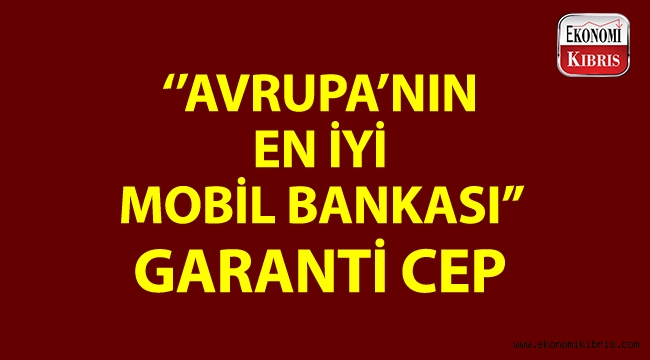 Global Finans'dan Garanti Ceb'e ödül!..