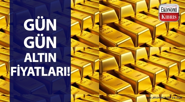 Gün, gün Altın Fiyatları! 1-7 Eylül 2018