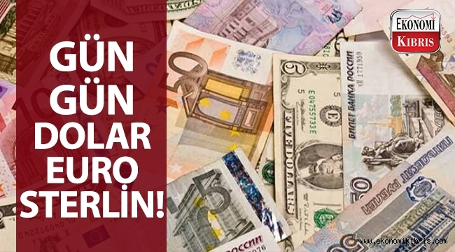 Gün, gün Euro, Dolar, Sterlin! 25-31 Ağustos 2018