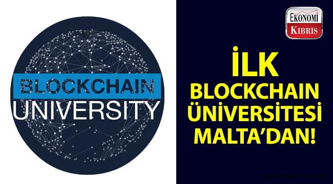 İlk Blockchain üniversitesi Malta'dan!..