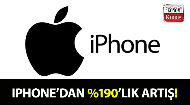 iPhone'un fiyatlarında %190'lık artış!..