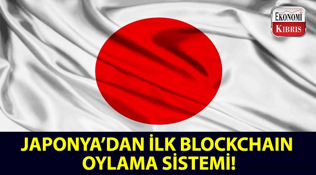 Japonya'dan ilk Blockchain oylama sistemi!..