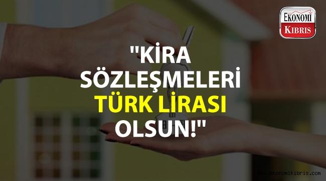 KKTC emlak sektöründe kiranın Türk lirası olmasını isteyenler çoğalıyor!..
