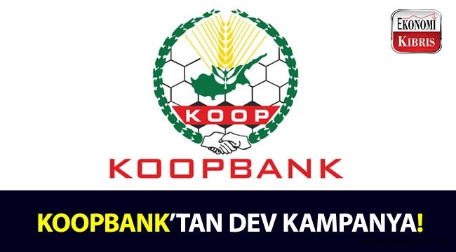 Koopbank'tan 3 ay ödemesiz, devlet destekli kredi!..