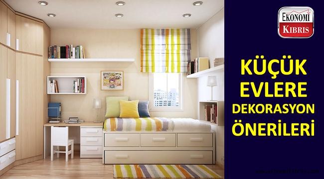 Küçük evler için en iyi dekorasyon seçenekleri neler?