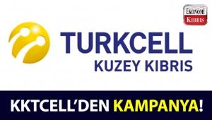 Kuzey Kıbrıs Turkcell'den kampanya!..