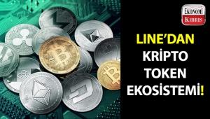 LINE'dan ''Kripto Token Ekosistemi''