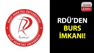 Rauf Denktaş Üniversitesinden burs imkanı!..