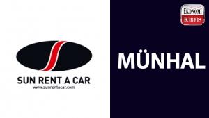 Sun Rent a Car Ltd., münhal açtı...