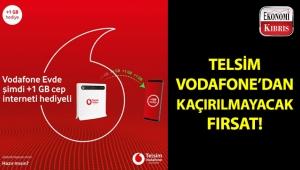 Telsim Vodafone'dan kaçırılmayacak fırsat!..