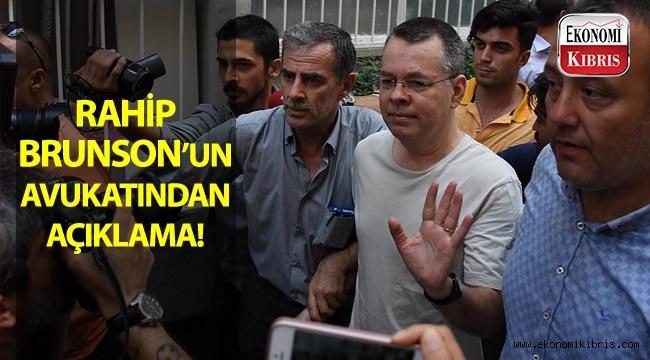 Türkiye ile ABD arasında gerilime neden olan Rahip Brunson'ın avukatından açıklama...