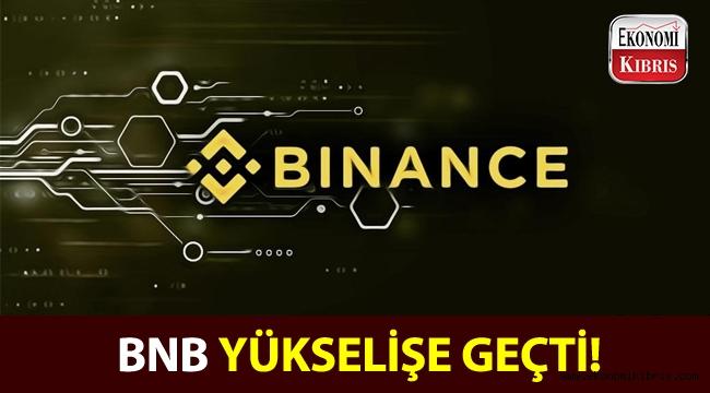 Binance(BNB), piyasa değeri ile üst sıralara yükseliyor!..