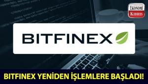 Bitfinex Borsası, geçen gün durdurduğu para yatırma işlemlerini yeniden başlattı!..