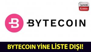 Bytecoin, yine bir kripto para borsası tarafından listeden çıkarılıyor!..