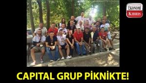 Capital Grup ailesi, piknikte buluştu!..