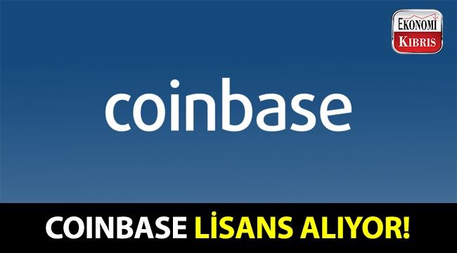 Coinbase, 2019 yılında nereden lisans alacak?..
