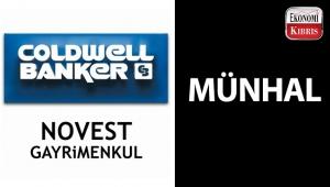 Coldwell Banker Novest Gayrimenkul, münhal açtı!..