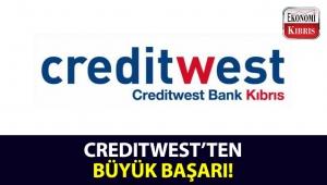 Creditwest Bank'ın kredi notu bir kez daha doğrulandı!..