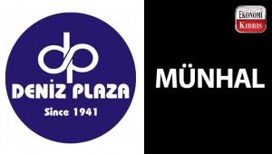 Deniz Plaza, münhal açtı!..