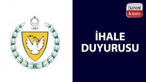 Devlet Emlak ve Malzeme Dairesi Müdürlüğünden ihale duyurusu...