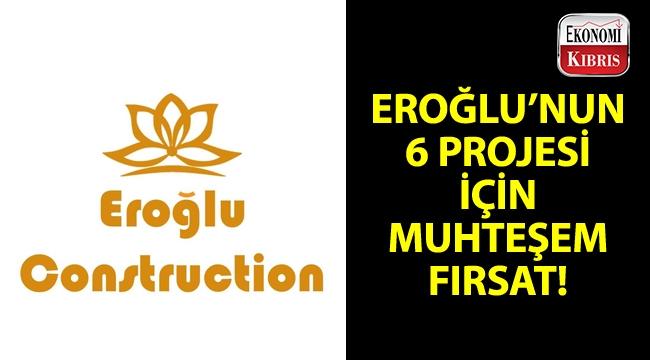 Eroğlu Construction'dan, büyük fırsat!..