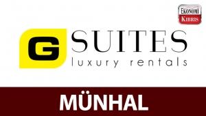 G Suites Luxury Rentals Otel, münhal açtı!..