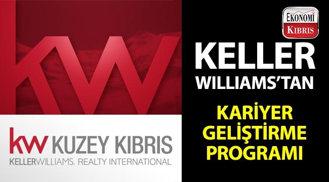 """Keller Williams Kuzey Kıbrıs'tan, """"Kariyer Geliştirme Programı"""".."""